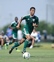 Frisco - Texas, Thursday, June 28, 2012:   U17/U18 USSDA play off games.