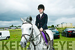 Kaya Somers from Killarney. at the KERRY PONY SOCIETY 37th Annual Show & Gymkhana At Blennerville on Sunday