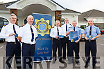 Tom Myers Chief Superintendent launches the Kerry Division Garda ball which will be held the the Killarney Oaks Hotel on 13th April l-r: Superintendent Flor Murphy, Tom Myers Chief Superintendent, Superintendent Dan Keane, Superintendent  Jim O'Connor, Sergeant Michael Fleming and Sergeant Dermot O'Connell