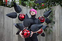 Cosplay by Raestarkraving, Pax Prime 2015, Seattle, Washington State, WA, America, USA.