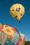 """""""No Strings"""" takes off, Snowmass Balloon Festival, Sept. 118-20, 2009"""