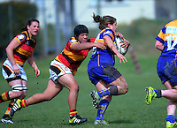160827 Farah Palmer Cup Women's Rugby - Waikato v Bay Of Plenty