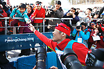 Yoshihiro Nitta (JPN), <br /> MARCH 17, 2018 - Cross-Country Skiing : <br /> Men's Classical 10km Standing <br /> at Alpensia Biathlon Centre   <br /> during the PyeongChang 2018 Paralympics Winter Games in Pyeongchang, South Korea. <br /> (Photo by Sho Tamura/AFLO SPORT)