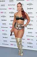 Mya Performs at Flamingo Las Vegas Go Pool Dayclub