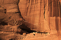 White House Ruin Sunset - Arizona - Canyon de Chelly NM
