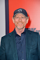Ron Howard at the world premiere for &quot;The Spy Who Dumped Me&quot; at the Fox Village Theatre, Los Angeles, USA 25 July 2018<br /> Picture: Paul Smith/Featureflash/SilverHub 0208 004 5359 sales@silverhubmedia.com