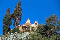 Italien, Elba, Kirche Madonna di Montserrato bei Porto Azzurro
