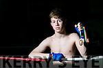 St Margaret's Boxing Club member Paddy Walsh, Kenmare winner of bronze at Smithfield Box Fest European Games last weekend
