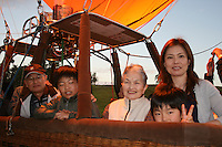 20100204 February 04 Gold Coast Hot Air Ballooning