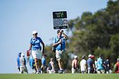 10th February 2018, Lake Karrinyup Country Club, Karrinyup, Australia; ISPS HANDA World Super 6 Perth golf, third round;