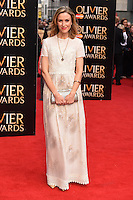 Katherine Kelly arrives for the Olivier Awards 2015 at the Royal Opera House Covent Garden, London. 12/04/2015 Picture by: Steve Vas / Featureflash