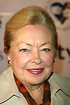 Dr. Mathilde Krim attends In Style Magazine hosts Christie's Gala / PrivateAuction to Celebrate hew new Simon/Schuster Book, ELIZABETH TAYLOR: MY LOVE AFFAIR WITH JEWELRY at Christie's, New York City<br />September 26, 2002