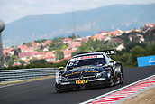 June 17th 2017, Hunaroring, Budapest, Hungary; DTM Motor racing series;  63 Maro Engel (GER, HWA AG, Mercedes-AMG C63 DTM)