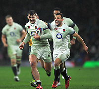 England v Australia at Twickenham Stadium on November 18, 2017 in London, England. Old Mutual Wealth