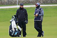 Pablo Larrazabal (ESP) on the 17th fairway during round 4 of the Alfred Dunhill Links Championship at Old Course St. Andrew's, Fife, Scotland. 07/10/2018.<br /> Picture Thos Caffrey / Golffile.ie<br /> <br /> All photo usage must carry mandatory copyright credit (&copy; Golffile | Thos Caffrey)