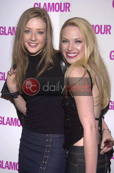 JENNIFER FINNIGAN and ADRIENNE FRANTZ