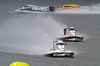 Dustin Terry (#03), Chris Fairchild (#62), Mike Kepadlo (#35), Fred Durr (#96)  (F1/Formula 1)