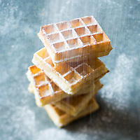 Gastronomie: Gaufre belge // Gastronomy: Belgian waffle