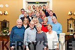 40th Wedding Anniversary: Cathal & Ann Fitzgerald, Listowel celebrating their 40th wedding anniversary with family & friends at the Listowel Arms Hotel on Saturday night last.