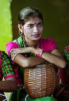 Beautiful Sri Lankan woman in Colombo, Sri Lanka