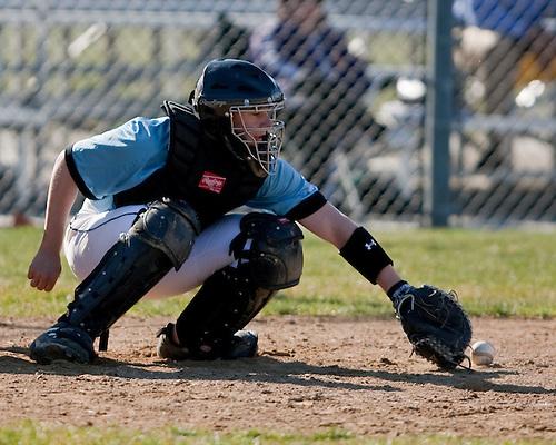 St. Joe Varsity Baseball 2009. St. Joe vs. Clay