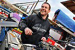 Feb 11, 2010; 4:43:18 PM; Barberville, FL., USA; The UNOH sponsored World of Outlaws event running the 39th Annual DIRTCar Nationals at Volusia Speedway Park.  Mandatory Credit: (thesportswire.net)