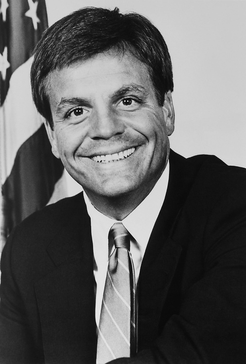 Rep. Mike Synar, D-Okla., in January 1989. (Photo by CQ Roll Call)
