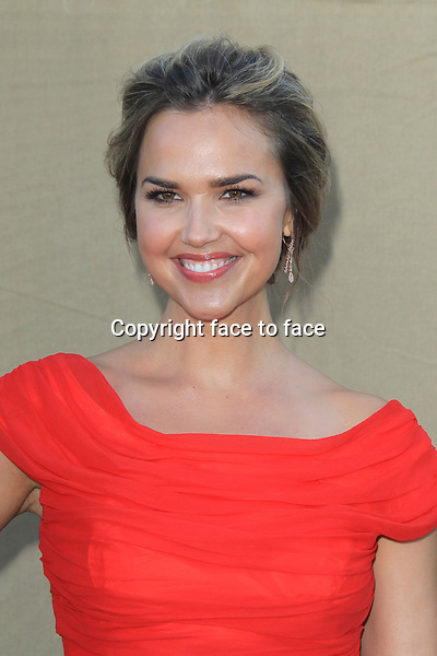 Arielle Kebbel at the CW, CBS and Showtime 2013 summer TCA party in Los Angeles, California, 29.07.2013.<br /> Credit: MediaPunch/face to face<br /> - Germany, Austria, Switzerland, Eastern Europe, Australia, UK, USA, Taiwan, Singapore, China, Malaysia, Thailand, Sweden, Estonia, Latvia and Lithuania rights only -