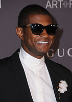 04 November  2017 - Los Angeles, California - Usher. 2017 LACMA Art+Film Gala held at LACMA in Los Angeles. <br /> CAP/ADM/BT<br /> &copy;BT/ADM/Capital Pictures