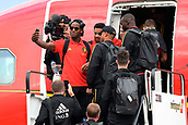 2018 FIFA World Cup Belgium Team leave for Russia Jun 13th