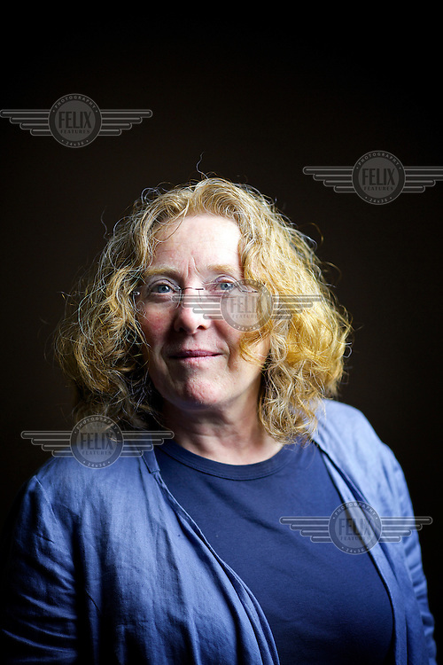 Jennie Godfrey, 65, from Dalkeith.<br /> <br /> 'As a student I had a slogan on my pinboard - Everyone should be a red head at least once. I have a ginger cockapoo, I choose it because of my hair colour and desperately wanted a curly one.'  <br /> <br /> 'People make us out to have a temper and you live under the shadow of that.'<br /> <br /> 'In Africa, I was there long enough to get a tan - it took eight years! I ended up with a dog that looked like its owner. I can&rsquo;t tell with people my age as they all dye their hair. They would be grey but I still have colour.'<br /> <br /> 'I have noticed they have a ginger meeting in Holland, we should do one here in Scotland.'