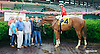 Very Lucky winning at Delaware Park on 6/27/15