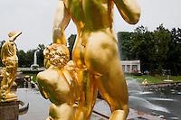 Peterhof palace and museum - Saint Petersburg, Russia