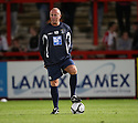 Grays Athletic assistant manager Kenny Brown looks on during the warm-up before the Blue Square Premier match between Stevenage Borough and Grays Athletic at the Lamex Stadium, Broadhall Way, Stevenage on 22nd September, 2009..© Kevin Coleman 2009 .....© Kevin Coleman 2009 .....© Kevin Coleman 2009 .