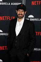 "LOS ANGELES - FEB 12:  Gabriel Ba at the ""The Umbrella Academy"" Premiere at the ArcLight Hollywood on February 12, 2019 in Los Angeles, CA"