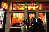 Nederland - Amsterdam - 2020. Chinees restaurant Si-Chuan bij de Wallen. Foto Berlinda van Dam / Hollandse Hoogte