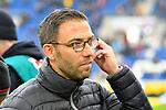 10.03.2019, Prezero-Arena, Sinsheim, GER, 1 FBL, TSG 1899 Hoffenheim vs 1. FC Nuernberg, <br /> <br /> DFL REGULATIONS PROHIBIT ANY USE OF PHOTOGRAPHS AS IMAGE SEQUENCES AND/OR QUASI-VIDEO.<br /> <br /> im Bild: Boris Schommers (Interimstrainer, 1. FC Nuernberg)<br /> <br /> Foto &copy; nordphoto / Fabisch