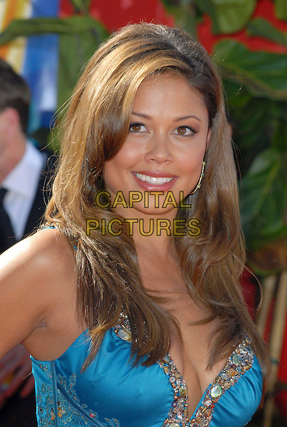 VANESSA MINNILLO.58th Annual Primetime Emmy Awards held at the Shrine Auditorium, Los Angeles, California, USA..August 27th, 2006.Ref: ADM/CH.headshot portrait .www.capitalpictures.com.sales@capitalpictures.com.©Charles Harris/AdMedia/Capital Pictures.