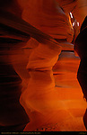 Upper Antelope Canyon, Tse-Bighanilini, Slot Canyon, Lake Powell Navajo Tribal Park, Page, Arizona
