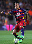 20.09.2015 Barcelona.Spanish la Liga BBVA day 4. Picture show Neymar in action during game between FC Barcelona against Levante at Camp Nou