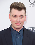 Sam Smith at The 2014 American Music Award held at The Nokia Theatre L.A. Live in Los Angeles, California on November 23,2014                                                                               © 2014Hollywood Press Agency