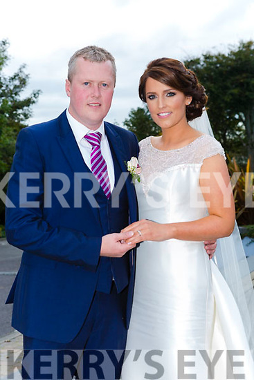 Maria Culhane and Thomas Greaney were Married at Glin Church by Fr. Crawford on Saturday 30th September 2017 with a reception at Ballyroe Heights Hotel