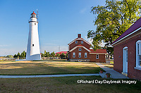 64795-01708 Fort Gratiot Lighthouse along Lake Huron, Port Huron, MI