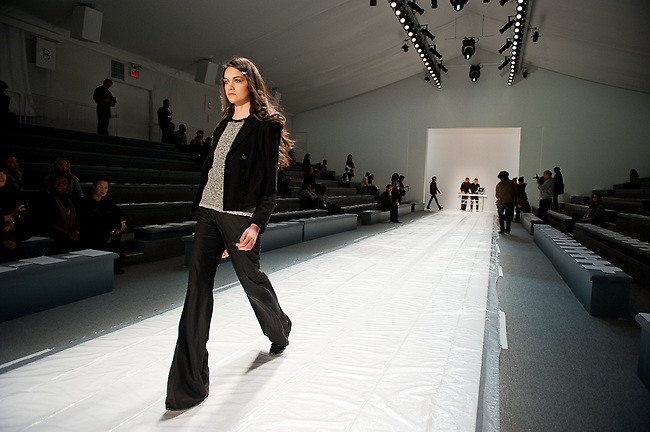 Carlos Miele: Mercedes Benz Fashion Week F/W 2012