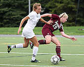 Farmington Hills Mercy at Pontiac Notre Dame Prep, Girls Varsity Soccer, 5/9/14