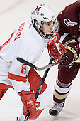 Marty Guerin - The Boston College Eagles defeated the Miami University Redhawks 5-0 in their Northeast Regional Semi-Final matchup on Friday, March 24, 2006, at the DCU Center in Worcester, MA.