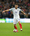 England's Adam Lallana in action during the World Cup Qualifying  match at Wembley Stadium, London. Picture date November 11th, 2016 Pic David Klein/Sportimage
