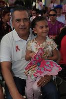 Carrera CIMA a favor de la Fundaci&oacute;n de Sylvana Beltrones.<br /> <br />  Manlio Fabio Beltrones  y su nieta Sylvana Escudero <br />  <br /> **Photo&reg;&copy;:LuisGutierrez/NortePhoto