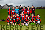 Park D  U14 at the U14 Foundation Sports Div.2 match against Camp  at Christy Leahy Park on Saturday