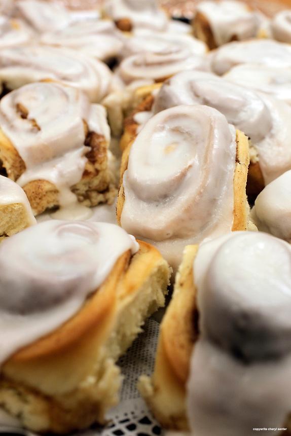 Bakery Dept. at Exeter, N.H., Wednesday, Nov. 17,  2010.  (Cheryl Senter for Phillips  Exeter Academy)